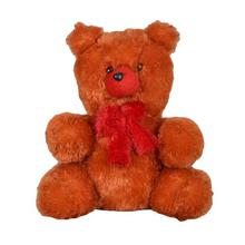Orange Teddy Bear Stuffed Toy