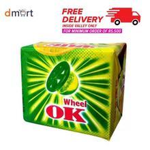 Wheel OK Detergent Bar - 200g