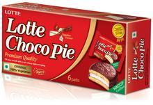 Lotte Choco Pie (6 Packs)
