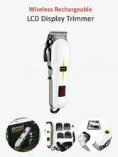 Wireless Rechargeable Trimmer GM-6008