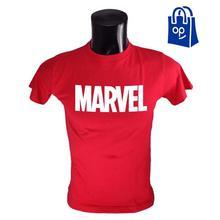 MARVEL Logo Printed T-Shirts for Men