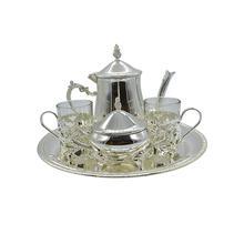 Aquatic Cupal Tea Set-5 Pcs