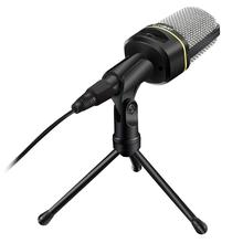 SF-920 Multimedia Studio Wired Condenser Microphone With Tripod Stand