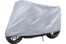 Silver Tech Motorbike and Scooter Cover Size L (130 cm x 230 cm)