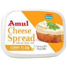 Amul Yummy Plain Cheese Spreed, 200gm