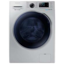 Samsung WD80J6410AS 8Kg Fully-Automatic Front Loading Washing Machine - (Silver)