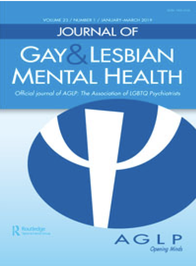 Journal of Gay & Lesbian Mental Health Publication - December 17, 2019