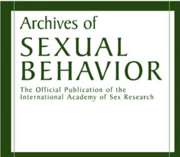 Archives of Sexual Behavior - September 2, 2020