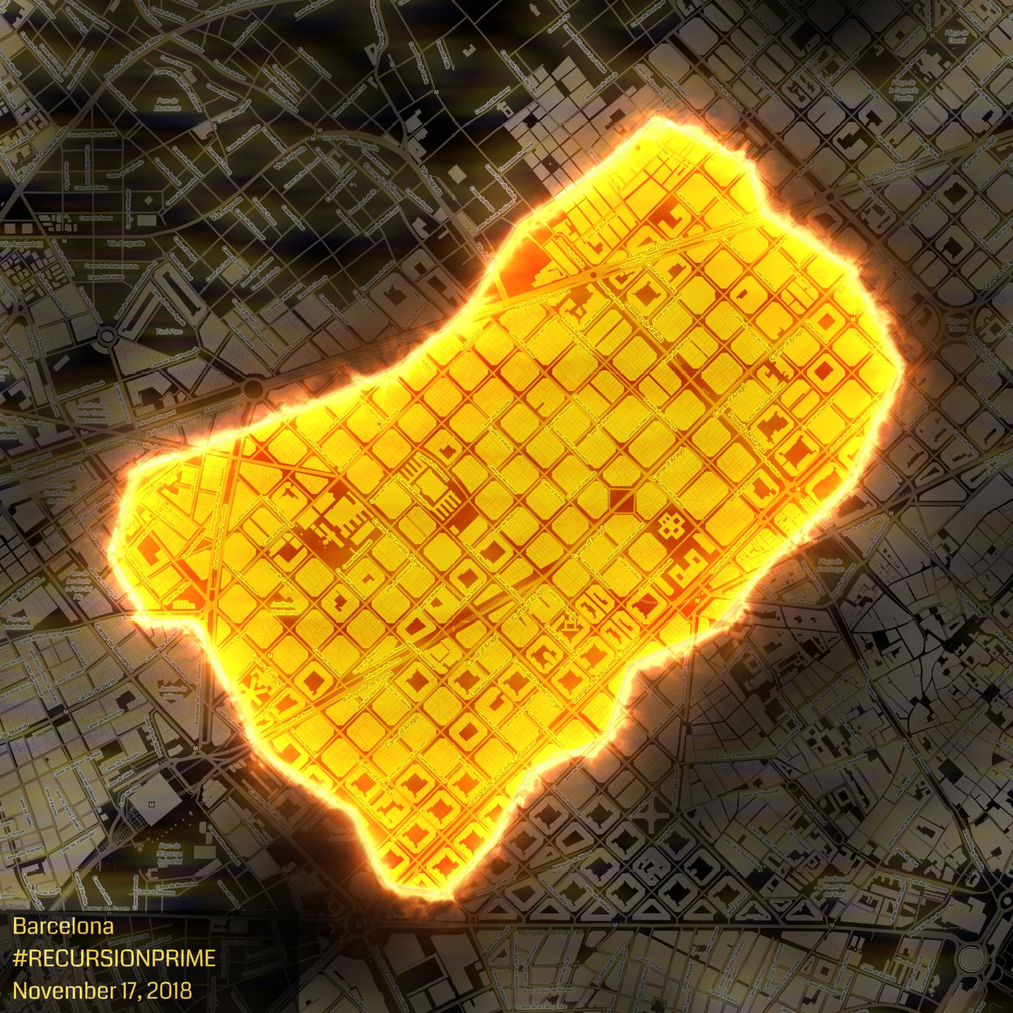 Anomaly Zone: Barcelona