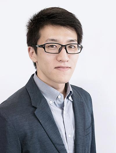ソリューションディビジョン データマネジメントチーム - 似田貝 亮介<