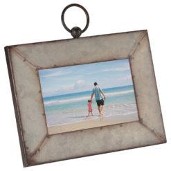 "Galvanized Frame 4""X6""-1"
