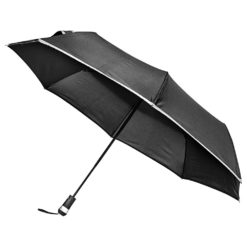 "54"" LED Light Handle Auto Open/Close Umbrella-1"