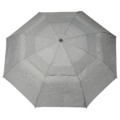 "46"" Cutter & Buck Heathered AOC Vented Umbrella-1"