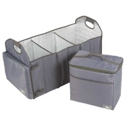 Arctic Zone® Trunk Organizer with 40 Can Cooler-1