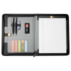 Case Logic® Conversion Zippered Tech Padfolio-1