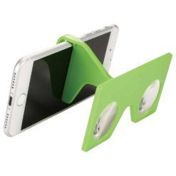 Mini Virtual Reality Glasses w/ Clip-1