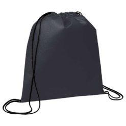 Evergreen Non-Woven Drawstring Bag-1