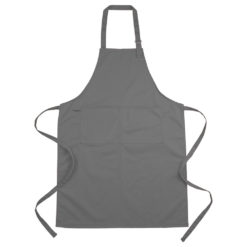 Adjustable Full Length Apron with Pockets-1