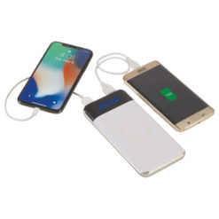 Constant 10000 mAh Wireless Power Bank w/Display-1