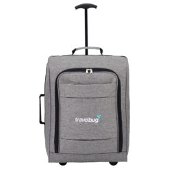 "Graphite 20"" Upright Luggage-1"