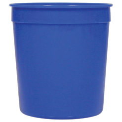 Solid 8oz Stadium Cup-1