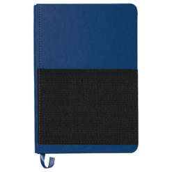 "5"" x 7"" Elastic Phone Pocket Notebook-1"