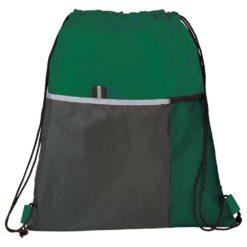 Free Throw Drawstring Bag