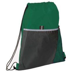 Free Throw Drawstring Bag-1