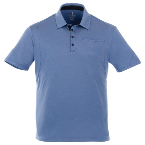 M-TORRES Short Sleeve Polo-1