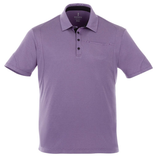 M-TORRES Short Sleeve Polo-4