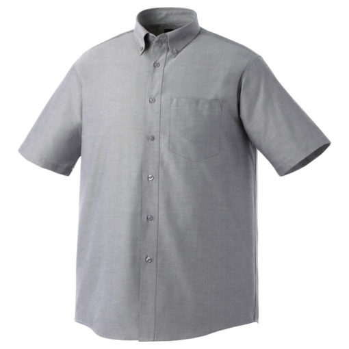 M-Lambert Oxford Short Sleeve Shirt-3