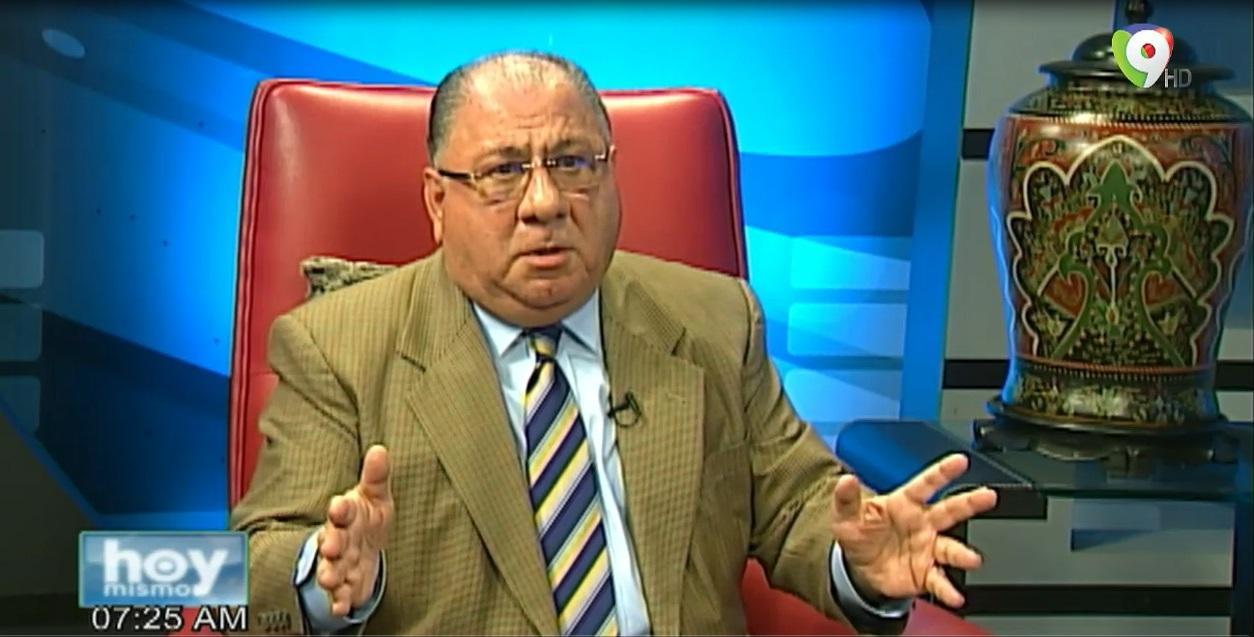 Ministro de lo interior niega fracaso de for Ministro de interior actual