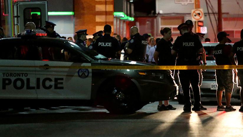 Reportan 4 muertos en tiroteo en Canadá; hay un detenido