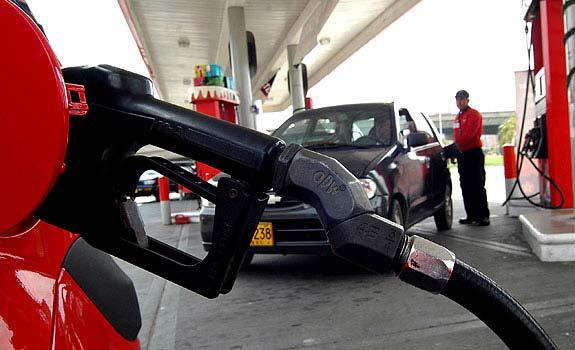 Bajan GLP y las gasolinas , los demás combustibles mantienen sus precios