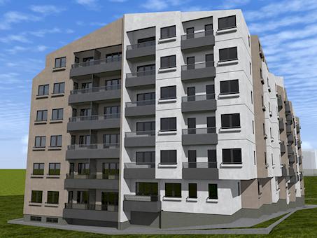 Mirijevski konaci - Spoljašnost zgrade - Photo №1