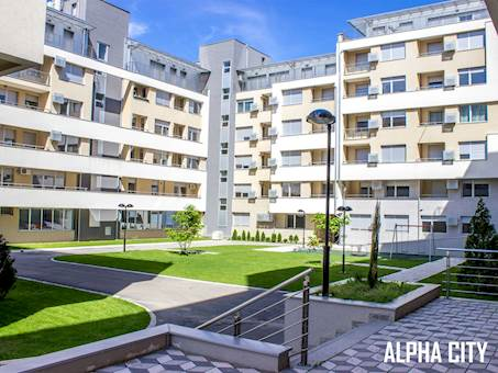 Alpha City - Spoljašnjost kompleksa - Photo №24