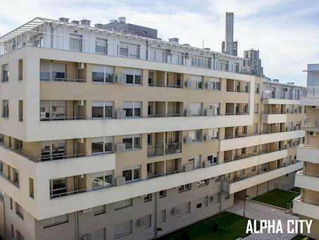 Alpha City - Spoljašnjost kompleksa - Photo №20