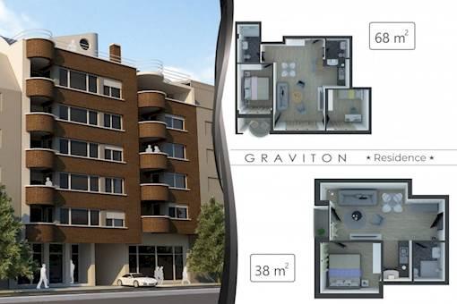Graviton Residence  - Spoljašnji izgled - Photo №5