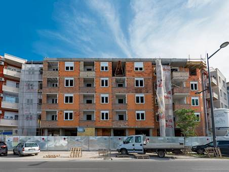 Bulevar Patrijarha Pavla - Spoljašnji izgled - Photo №4