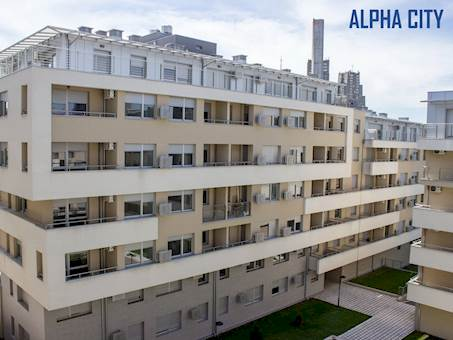 Alpha City - Spoljašnjost kompleksa - Photo №16