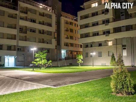 Alpha City - Spoljašnjost kompleksa - Photo №10