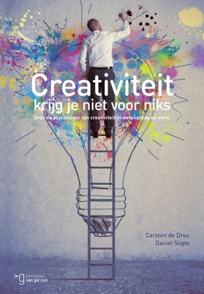 Creativiteit krijg je niet voor niks