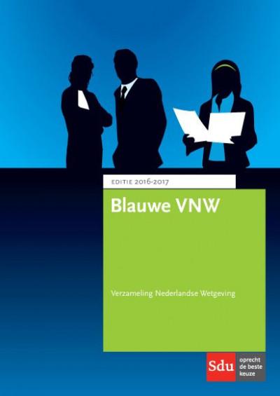 Blauwe VNW 2016-2017