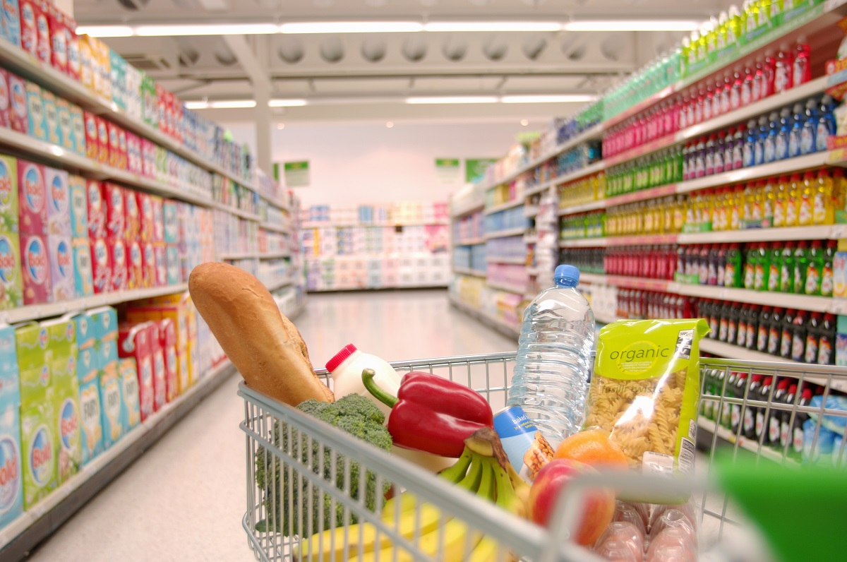 healthy grocery shopping tips
