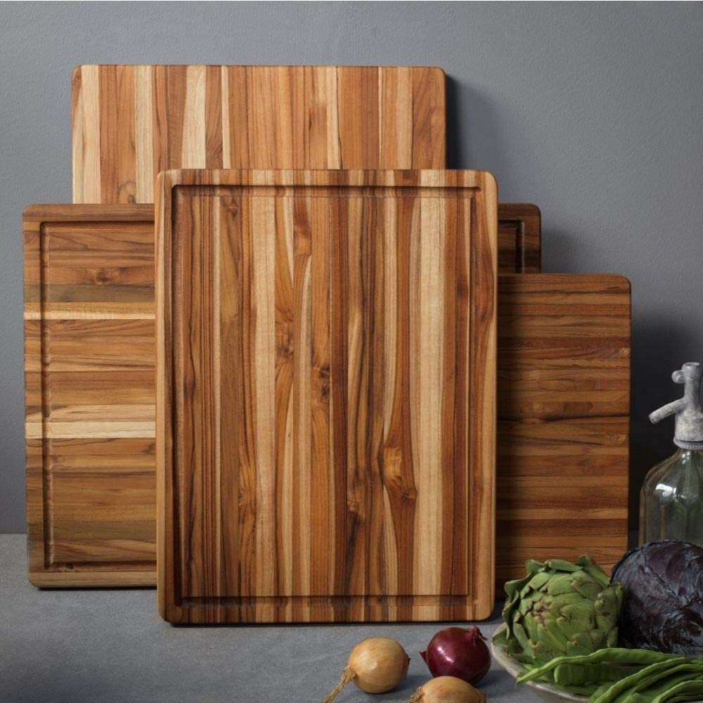 how to clean wooden cutting board