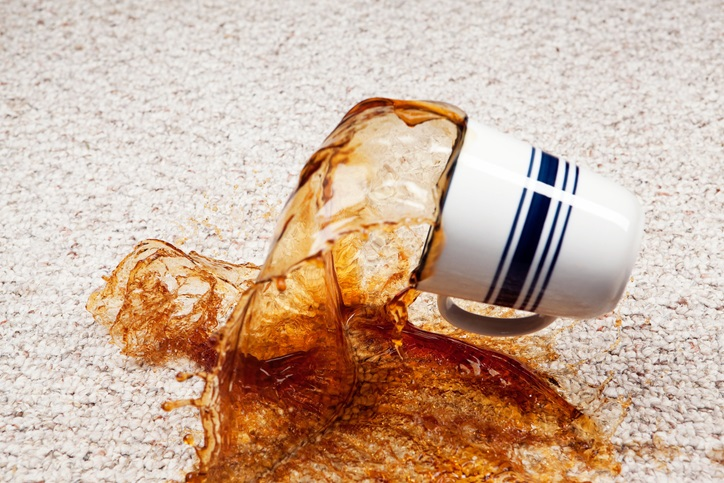 how to clean any carpet stain