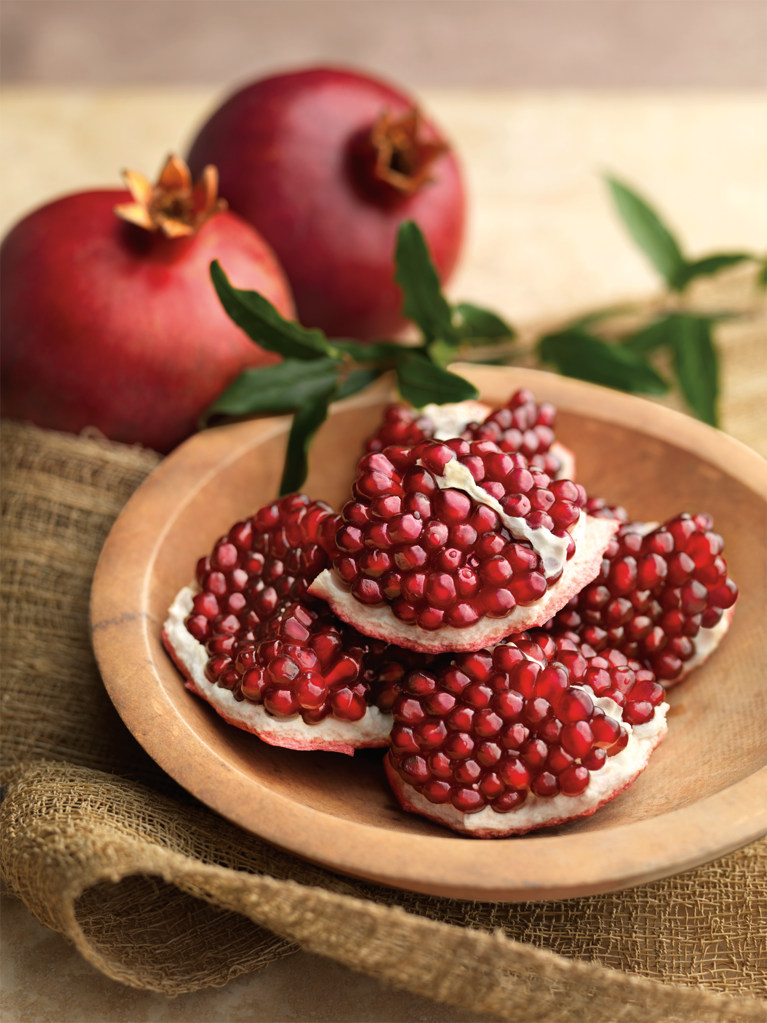 pomegranate guide: how to pick, cut, prepare, juice, and cook with pomegranate