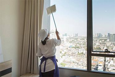 บริการทำความสะอาดภายในคอนโดมิเนียม รายวัน