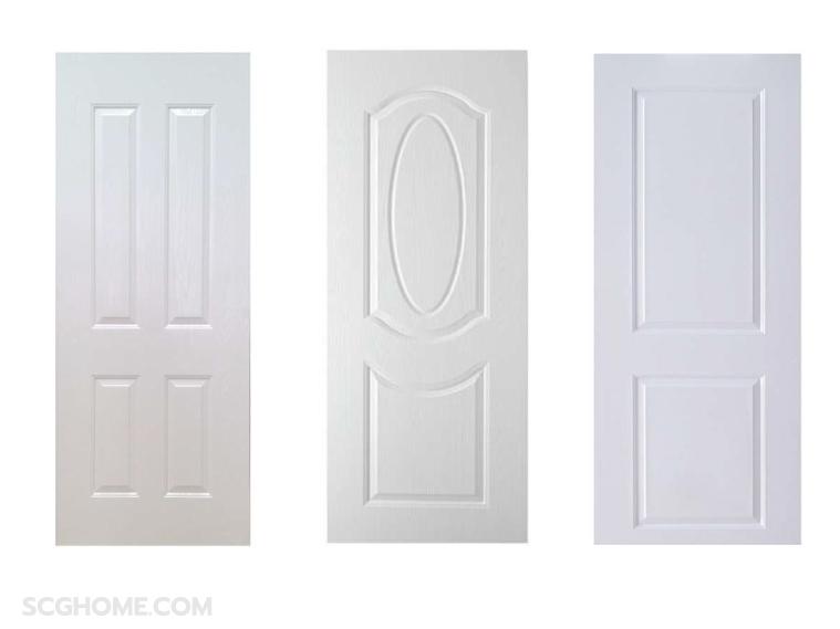 ประตู UPVC บานประตูไม้ ประตูไม้เทียม ประตูสำเร็จรูป ประตูไม้สำเร็จรูป ประตูบ้านไม้สวยๆ ประตูไม้ในบ้าน