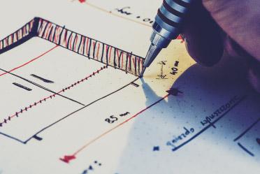 บริการเขียนแบบสถาปัตยกรรมแบบ 2 มิติ